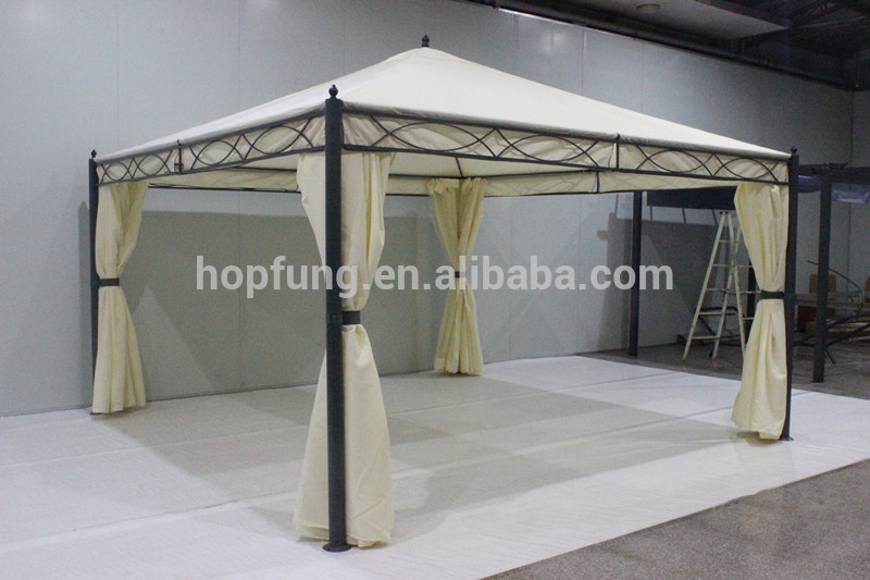 best sale metal gazebo for patio with price