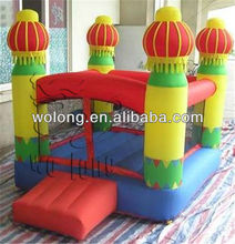 family use Inflatable bounce, indoor playground equipment