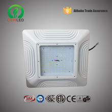 high power 150w led gas station canopy light