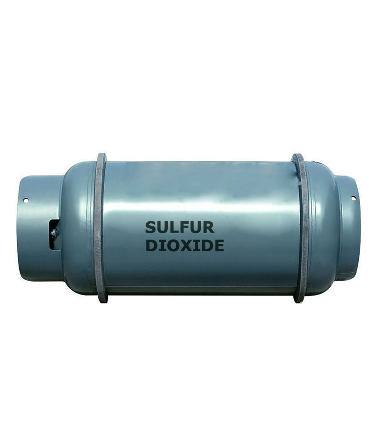 Buy sulfur dioxide price with 40L 400L cylinders, SO2 gas 99.9%