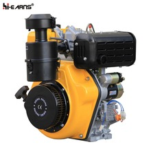 14hp small air cooled copy changchai diesel engine 192