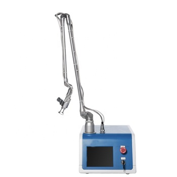 Skin wrinkle removal co2 laser machine 7 joint arm co2 mini laser machine