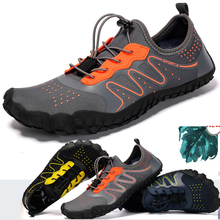 Summer Water Shoes wome Beach Sandals Upstream Aqua Shoes Man Quick Dry River Sea Slippers Diving Swimming Socks Tenis Masculino