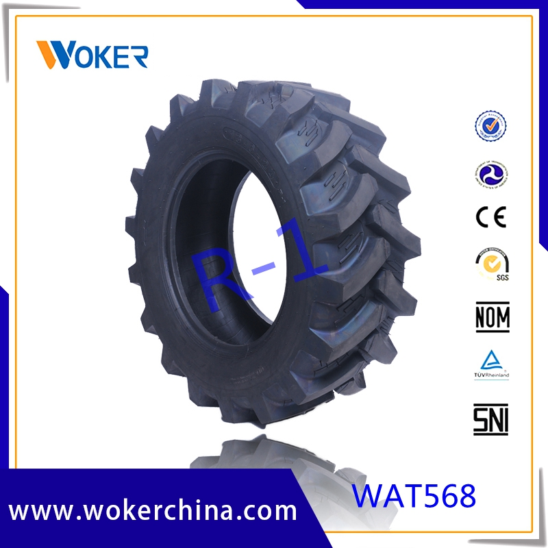 Multi purpose AGR tire WAT568 R-1 agriculture tyres 4.00-16 tractor tires for sale