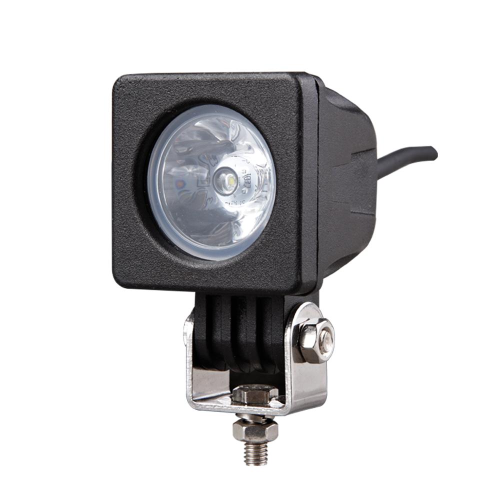 25 10w 2inch Square Led Spotlight 12v 24v Small Mini Motorcycle Wiring Diagram Lights Lg W010s Spot