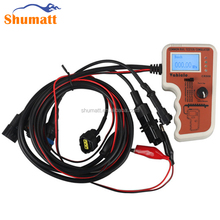 Handheld CR508 Common rail pressure simulator tester with LCD Screen