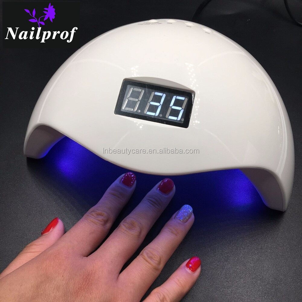 Best Selling Poland Lampa do paznokci 48W SUN5LED NAIL LAMP 365+405nm