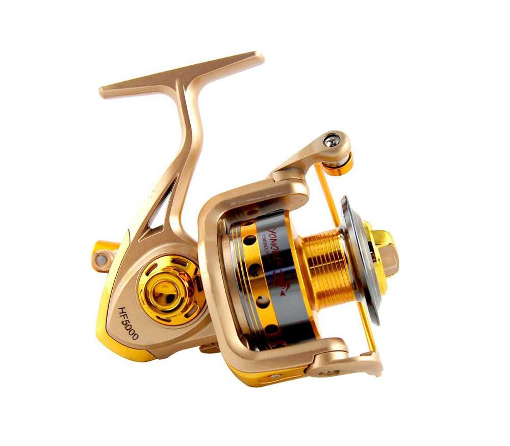 Wholesale fly fishing reel hf series spinning reel 5000 for Wholesale fishing reels