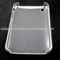 Clear Crystal Back Cover Hard Case For iPhone 4 4G 4th