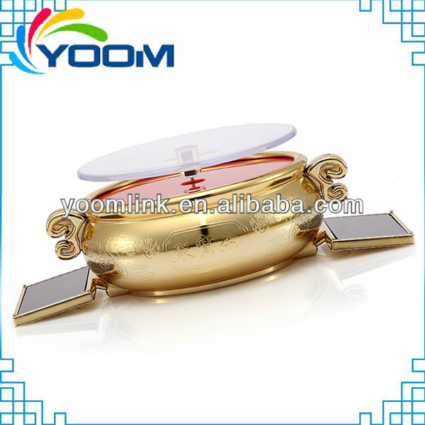 Chinese YMC-D086 classic design show new turntable jewelry display
