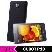 CUBOT P10 Mobile Phone MTK6572 Dual Core Android Phone 1G RAM 8G ROM 5 inch QHD Screen 5.0MP Camera 3G WCDMA Smartphone