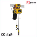 EC-D electric chain hoist with electric motor trolley