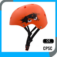 ABS CE CPSC colored EPS skating safety helmets,skateboard helmets