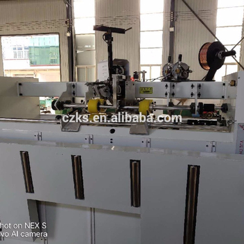 High speed BDJ-2000 single chip semi auto stitcher and nail box machine