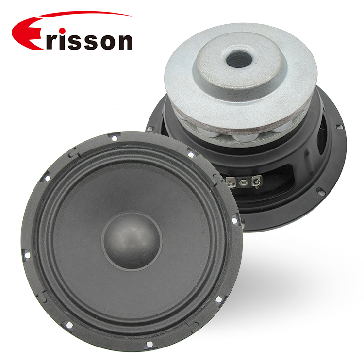 Wholesale Professional 8 Inch Woofer 6 Ohm 80w Car Big Magnet Speaker For Cars