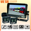 vehicle Bus backup camera system 7 inch TFT LCD monito for Trucks/Farm Tractor/Heavy Equipment/Fork-lifts/RV