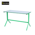 wholesale low price two person cheap computer desk