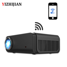 Multimedia 1080p Video Projectors Full hd With Hdmi Imput