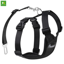 Safety easy walk pet accessory soft dog harness