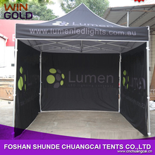 Promotional waterproof aluminum alloy Folding marquee tent tents canopy for reception 3x3