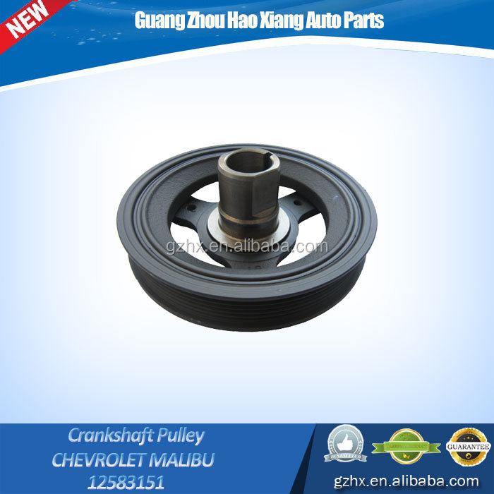 NEW Product Crankshaft Pulley for CHEVROLET OPEL OEM 12583151