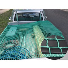 PP knotless anti-aging Trailer Container Cargo Net