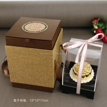 24K Gold Mooncake The Luxurious Gift in Chinese Traditional Mid-autumn Festival