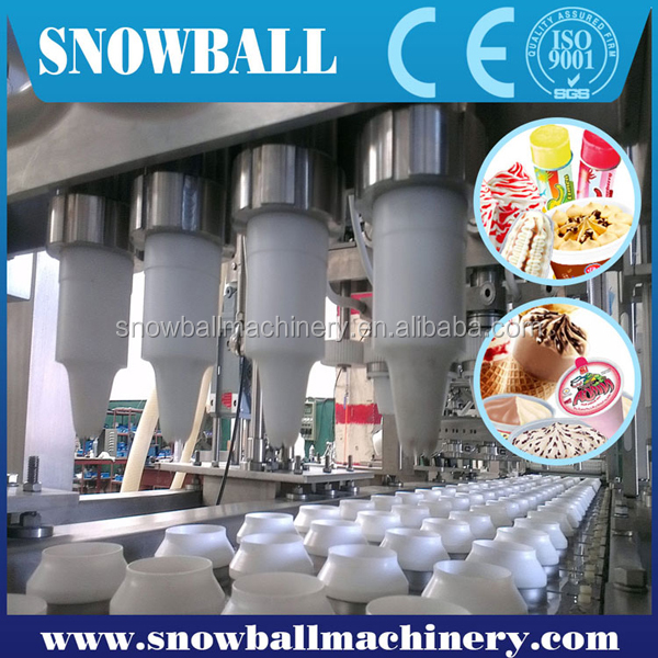 ice cream make machine