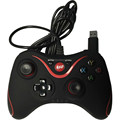 Drop-Shipping Wired Game Controller With 4 LED Indicators And Integrated Headset 3.5mm Port For XBOX 360 PC