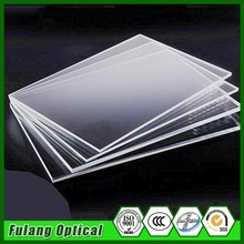 High Quality UV&Abrasion Resistant Polycarbonate Sheet for decoration 3mm