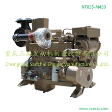 Sanchai Series Marine Main Engine / Auxiliary Engine/ Diesel Engine For Generators And Ship