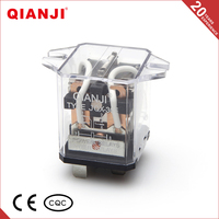 QIANJI Quality And Quantity Assured Jqx-30F 30A Current Power Relay 12V Relay