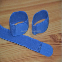 Stretch Nylon hook and loop Soft Elastic WiFi Remote Wrist Strap Belt