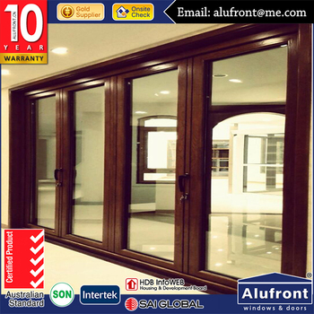 heavy duty powder coated aluminum sliding doors interior and exterior