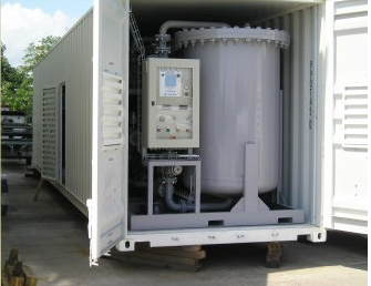 Nitrogen Generator System for Air Conditioning Warehouse and Gas Storage