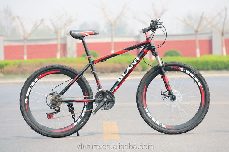 2017 High Quality Off road Electric Full Suspension Mountain Bike