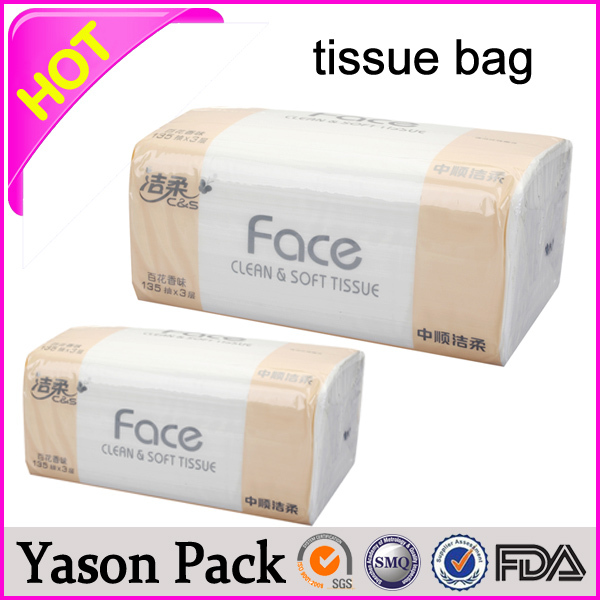 Yason photo paper plastic lined pe paper bag