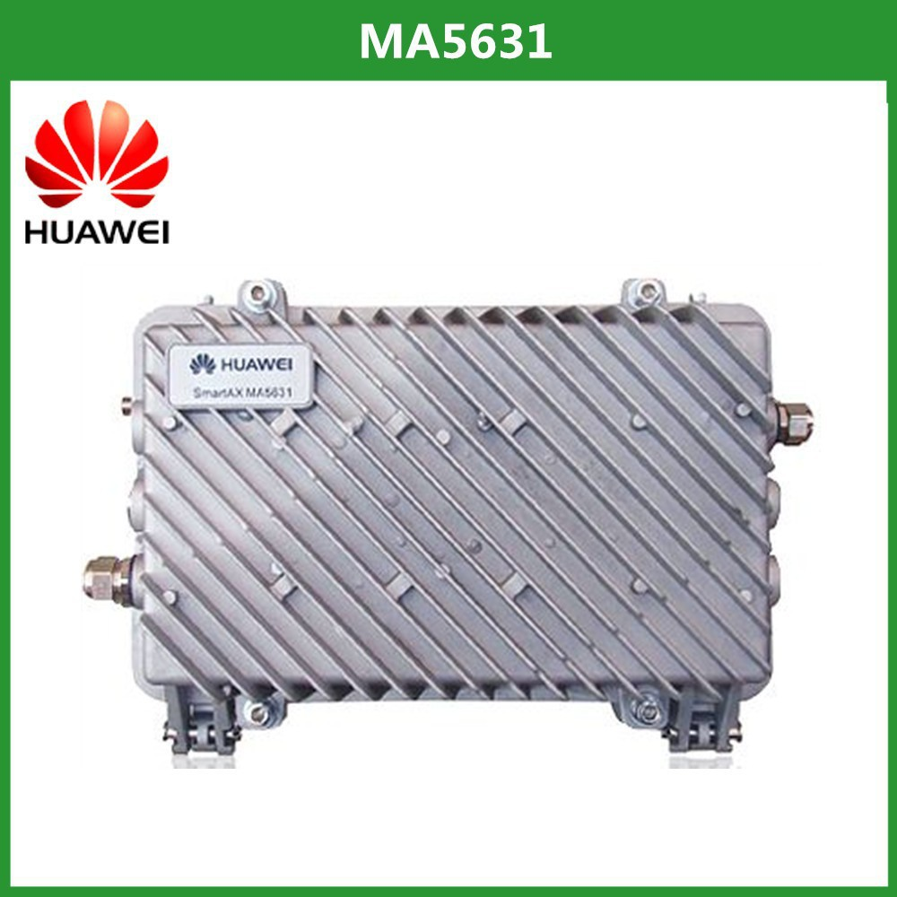 Optical network head end equipment HUAWEI MA5631 onu gpon with be used EoC