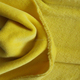 Warp Knitting Yellow Double/Both Side Brush Polyester Velboa for Garment Warm Sleeping Wear Fabric