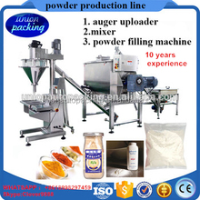 New 2017 Factory Price Powder Auger Filler / Semi Automatic Powder Filling Machine