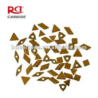 Tungsten carbide cutting tools cnc turning tool inserts, round carbide inserts