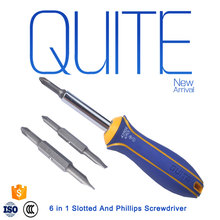 The 6 in1 Multifunction Bit Screwdriver