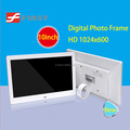"10"" New Design LED Screen Digital Photo Frame Gift For Birthday/Christmas/Wedding/Graduating"