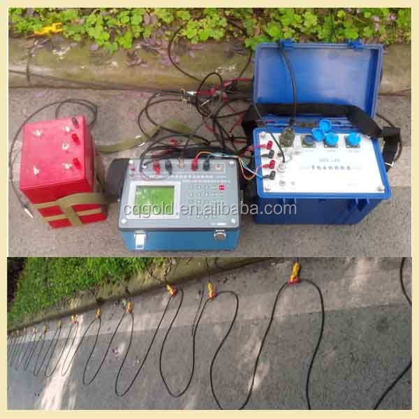 Geophysical Investigation Equipment with Vertical Electrical Sounding (VES) and Multielectrode System