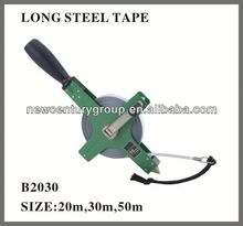 green steel 50m measuring tape