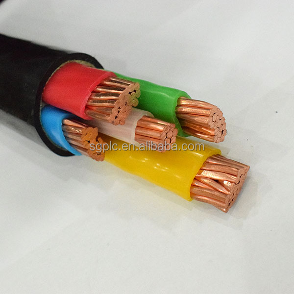 1kV 500mm2 Power Cable Copper conductor XLPE insulated cambodia electric wire and cable