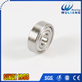 Single row deep groove ball 25 * 62 * 17mm iron cover sealed bearing 6305ZZ