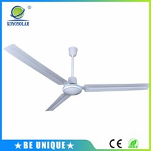 high quality 12V BLDC solar ceiling fan