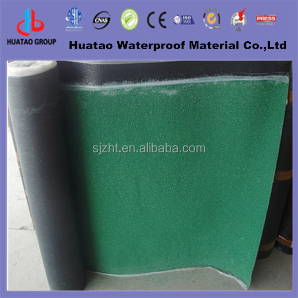 SBS asphalt waterproof membrane coating