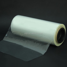 Single wound POF/polyolefin shrink film